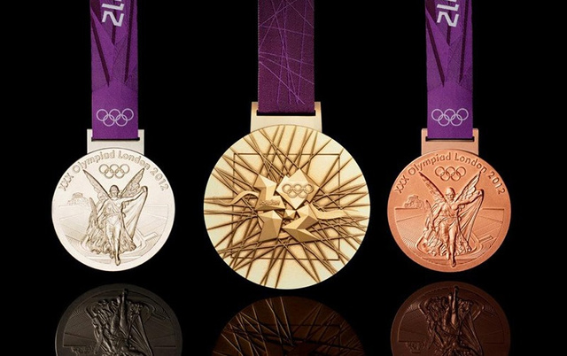 How Much Are Olympic Medals Actually Worth?