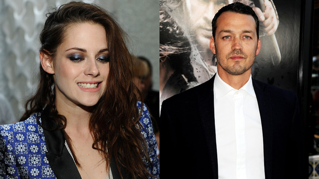 Fact: Kristen Stewart Was Banging Rupert Sanders for Months