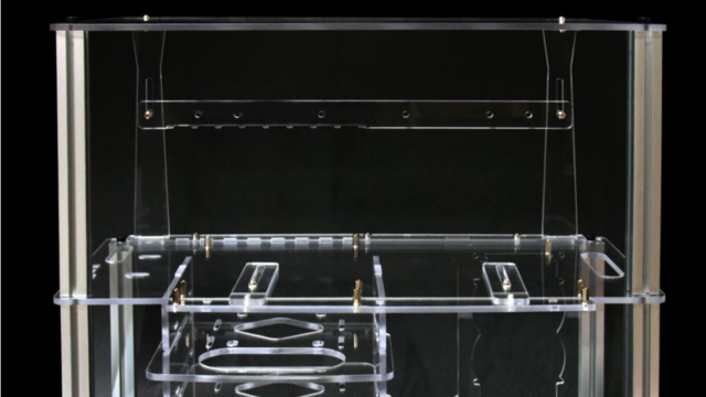 Transparent Open-Air Case Is Perfect for PC Hardware Voyeurs