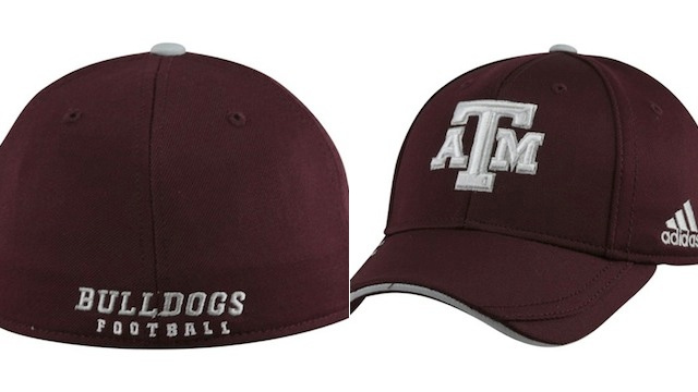 "The Official SEC Store Is Now Selling A ""Texas A&M Bulldogs"" Hat [UPDATE]"