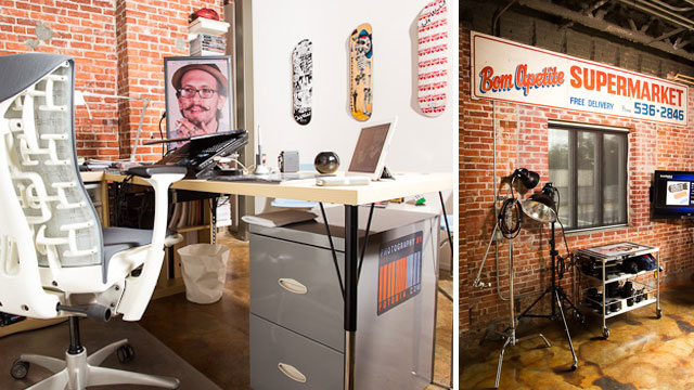 Click here to read Soda Pop and Skate Decks: The Studio of Fotobia