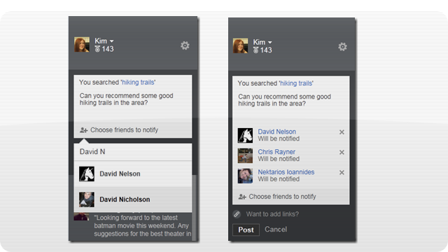 Click here to read Bing's New Friend Tagging Feature Is So Cool You'll Wish It Wasn't On Bing
