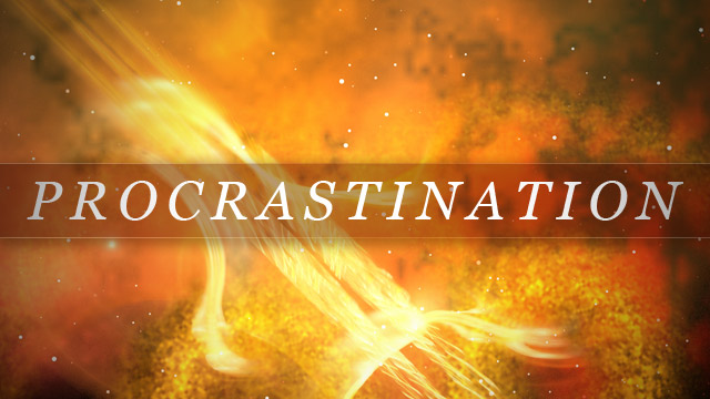 "Click here to read Overcome Procrastination with ""Solar Flaring"""