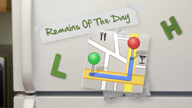 Click here to read Remains of the Day: Nook Tablets Get a Maps App