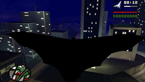 Want to Turn San Andreas Into Your Own Private Gotham? There's a Mod For That.