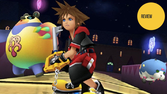 Kingdom Hearts 3D: Dream Drop Distance: The Kotaku Review