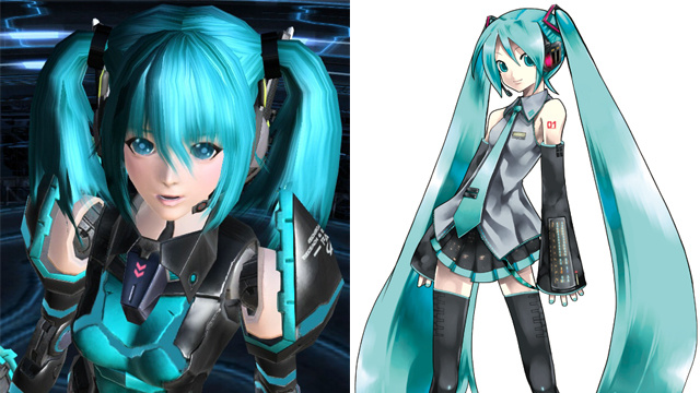 Anime Character Design Maker : Phantasy star online s character creator brings sci fi
