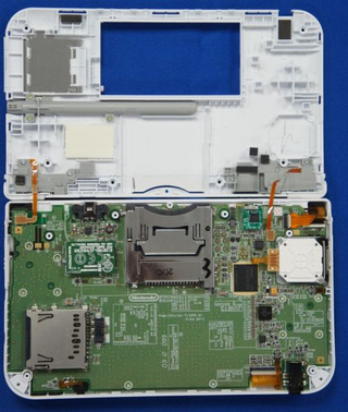 Tearing the 3DS XL's Guts Open