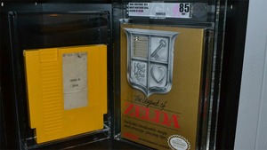 This Prototype Legend of Zelda Cartridge Can Be Yours for a Mere $150,000