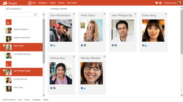 Outlook Is a Completely New, Feature-Filled Webmail Service from Microsoft