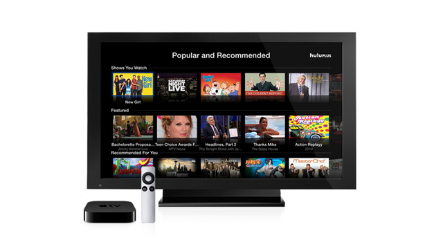 huluplus - Hulu Plus Just Made Apple TV a Million Times Better