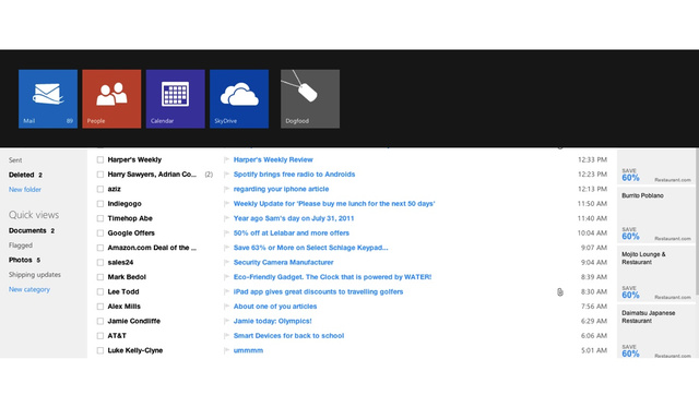 Microsoft Did the Impossible: The New Hotmail Is Fantastic