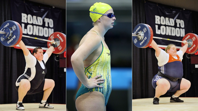 Not Every Olympian Is Jacked: Fat and Athleticism Aren't Mutually Exclusive