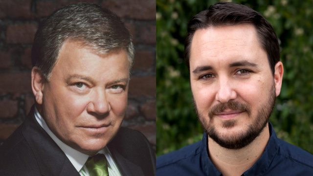 William Shatner and Wil Wheaton narrate NASA's two new Mars rover videos!