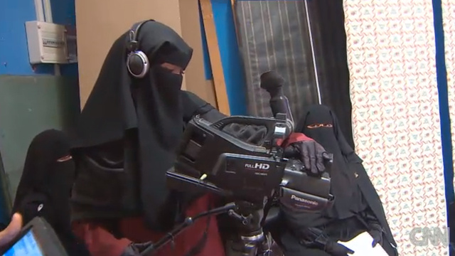 New Egyptian TV Channel Run Exclusively by Veiled Women Actually a 'Gimmick'