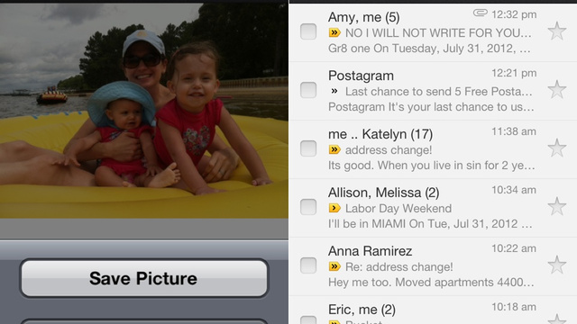 Gmail for iOS Gets Mercifully Smoother Scrolling and Handy Image Saves