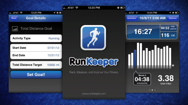 Click here to read Most Popular Smartphone Running App: RunKeeper