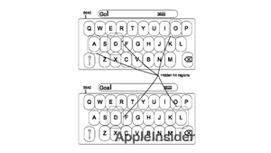 The iPhone's Future Predictive Keyboard Could Make Certain Keys Larger Without You Ever Noticing
