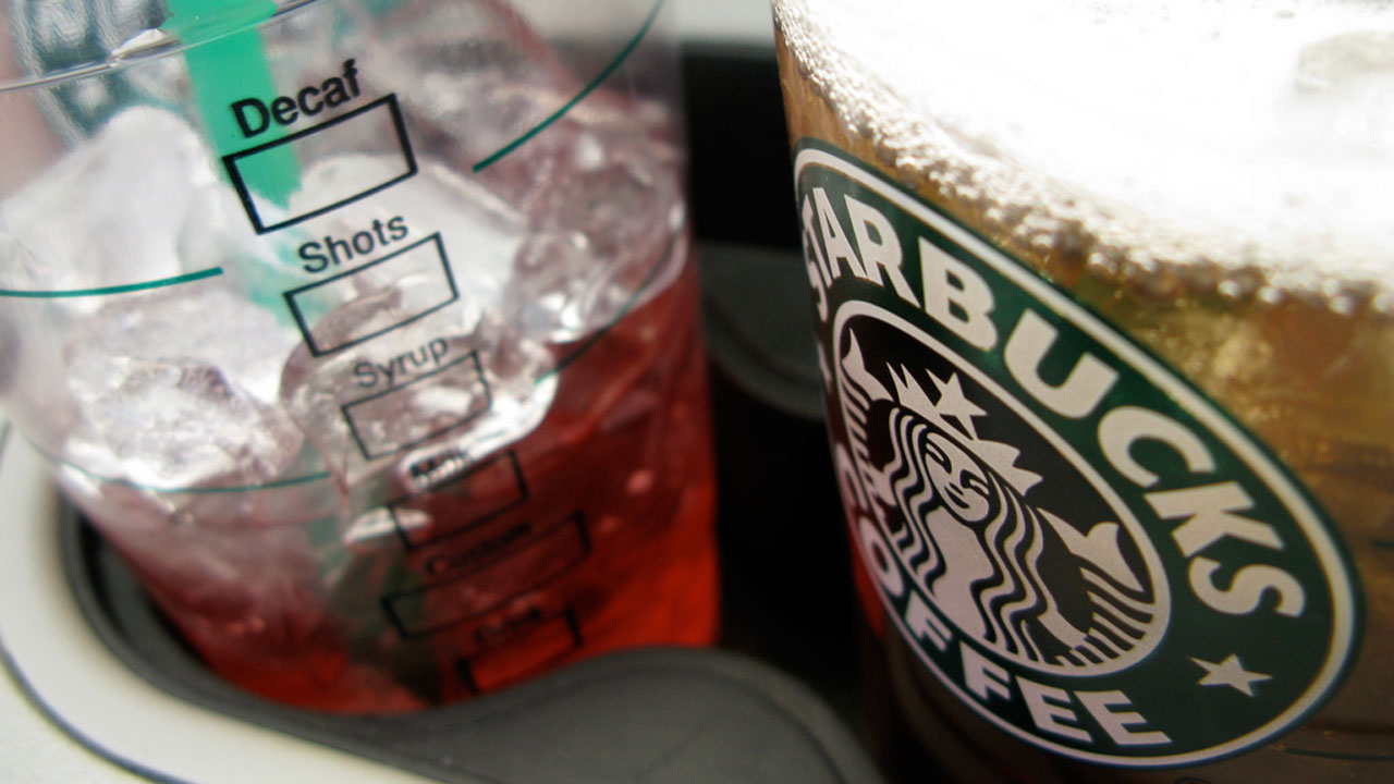 "Click here to read When Ordering Iced Tea at Starbucks, Ask for ""No Water"" to Avoid a Diluted Flavor"