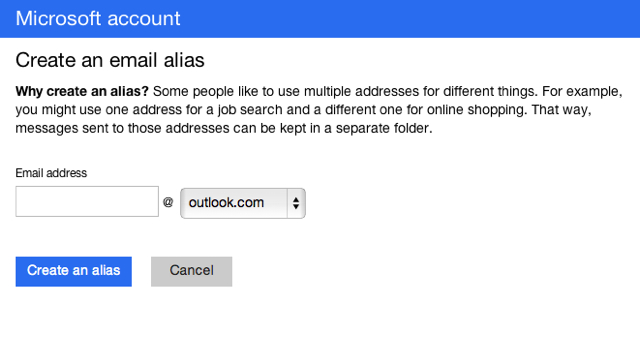 Click here to read Making an Alias for Your Outlook Account Is Crazy Easy