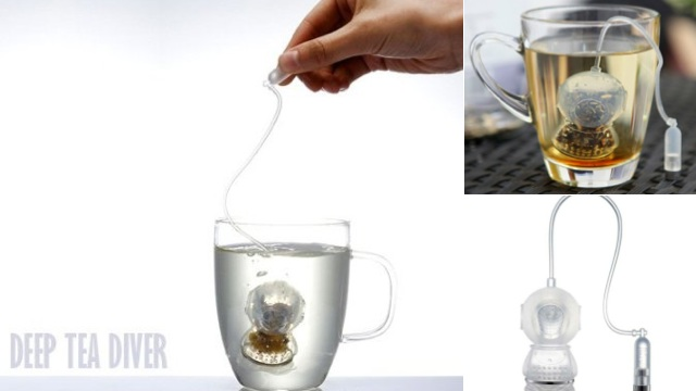 Click here to read This Tea Steeper Thinks It's in The Life Aquatic With Steve Zissou