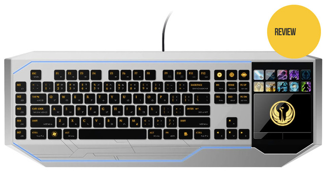 With The Old Republic Going Free to Play, Now You Can Afford This Ridiculously Overpriced Keyboard