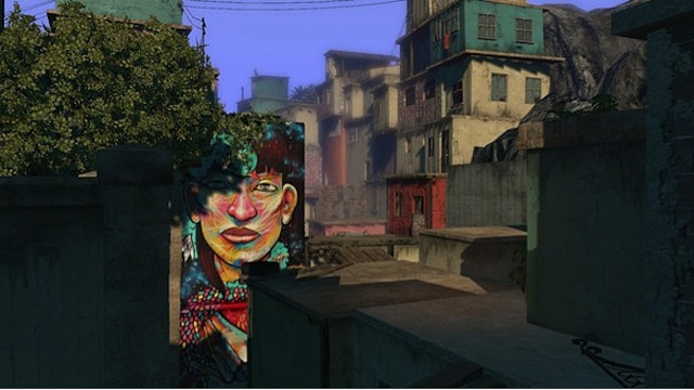 Papo & Yo Might Just Have the Prettiest Video Game Graffiti Ever