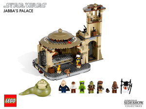 Return of the Jedi LEGO Has a Freakin' Sarlacc Pit