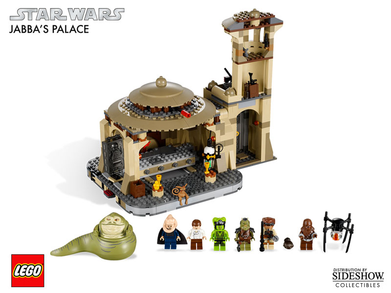 Return Of The Jedi LEGO Has A Freakin' Sarlacc Pit ...