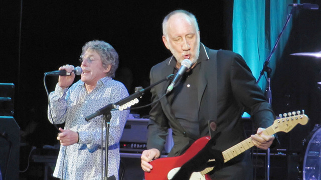 Concert Venue Will Honor The Who Tickets From 1979