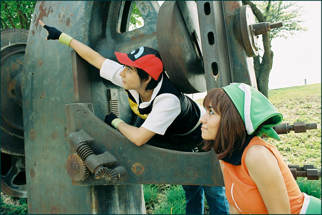 You Gotta Catch All These Pokémon Trainers! (No, Really, You Do)