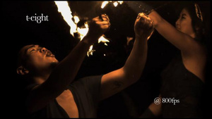 Watch This Breathtaking Video of Professional Dancing Fire Breathers