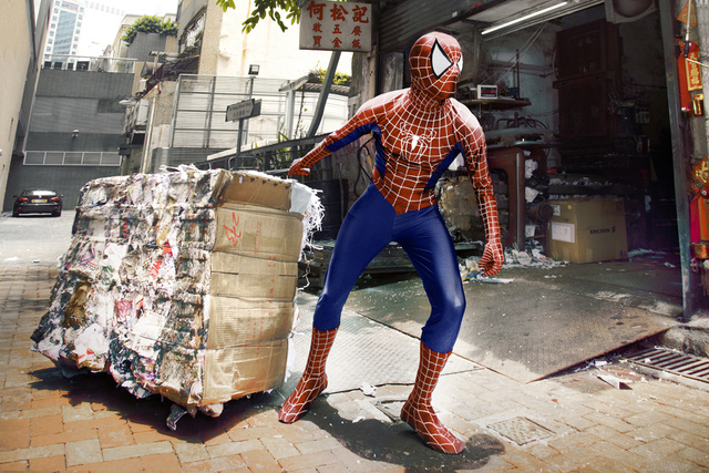 In Hong Kong, Superheroes Live Very Normal and Somewhat Bittersweet Lives