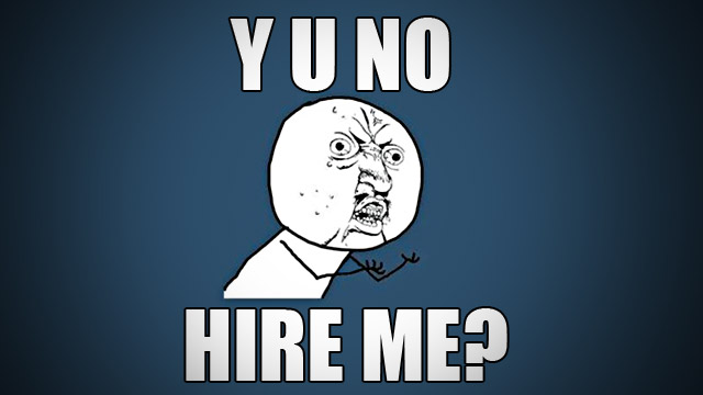 Click here to read I Won't Hire People Who Use Poor Grammar. Here's Why.