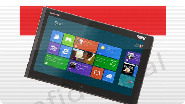 Leaked Lenovo Windows 8 Tablet Could Also Hint at What's Inside Surface