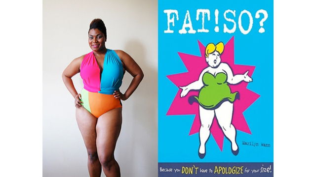 Match Your Bathing Suit to Your Book, Even If You're Plus-Size