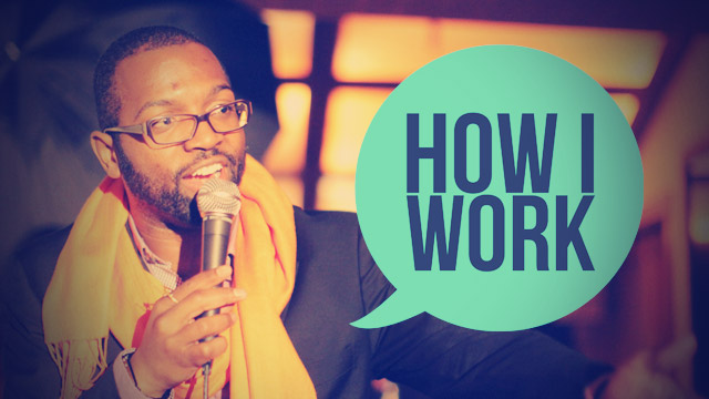 Click here to read I'm Baratunde Thurston, and This Is How I Work