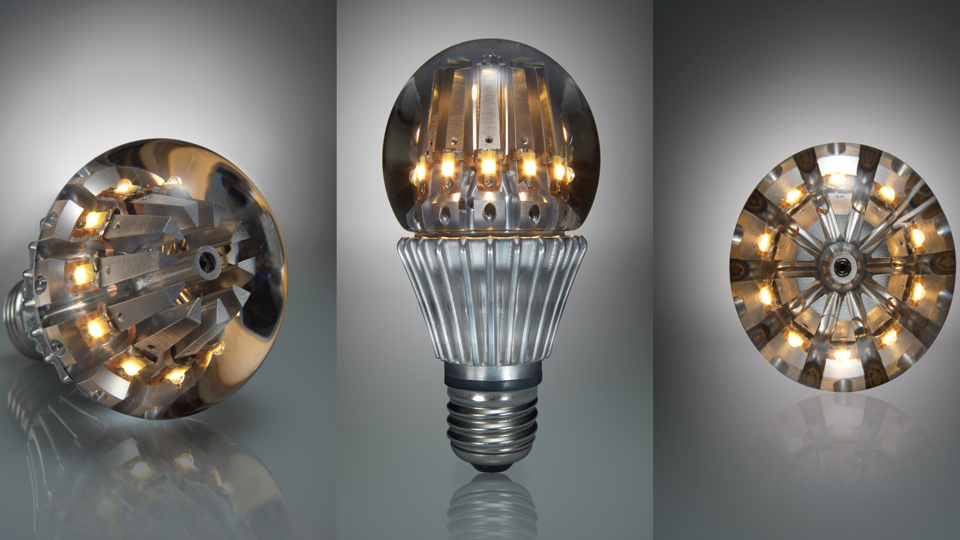 When you have a newish technology why not revisit an old form? Switch lightingu0027s beautiful bulb is all about easing us into the future. & Lighting The Future: 7 Elegant And Innovative LED Lamps | Gizmodo ... azcodes.com