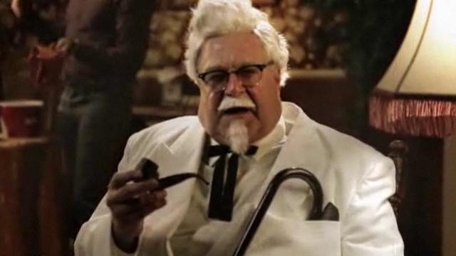 Click here to read John Goodman Stars as Colonel Sanders in a Pro-Gay Ad for KFC