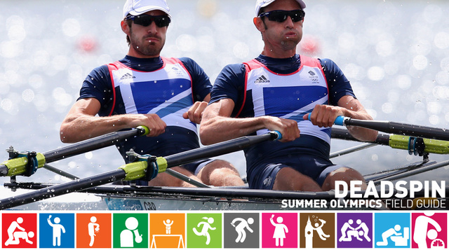 Olympics Field Guide: Zac Purchase & Mark Hunter: Rowing's Odd Couple