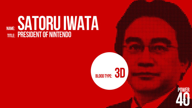 These Are The 40 Most Powerful People In Video Games
