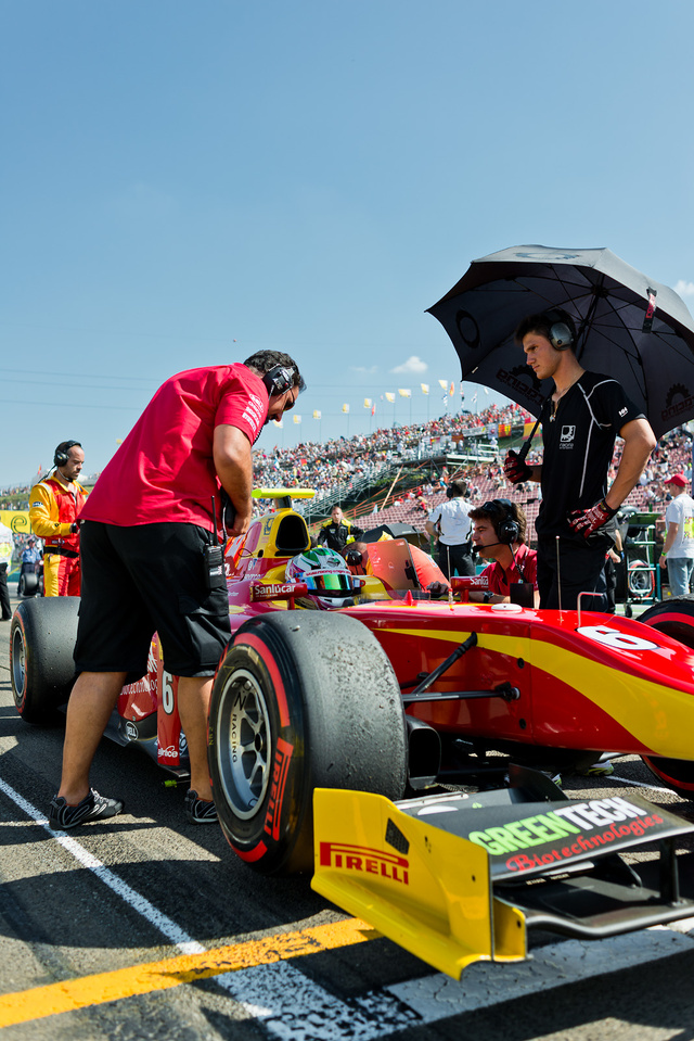 How To Become Formula One's Next Big Star