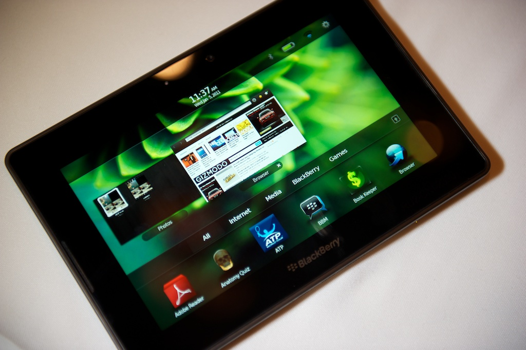 Click here to read RIM's Finally Launching a 4G PlayBook (In Canada)