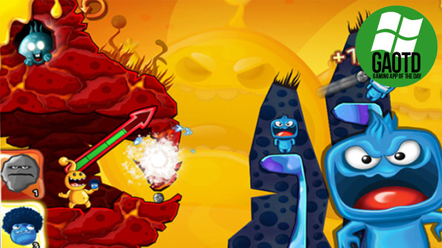 A Monstrous Angry Birds Alternative for the Physics-Minded Gamer