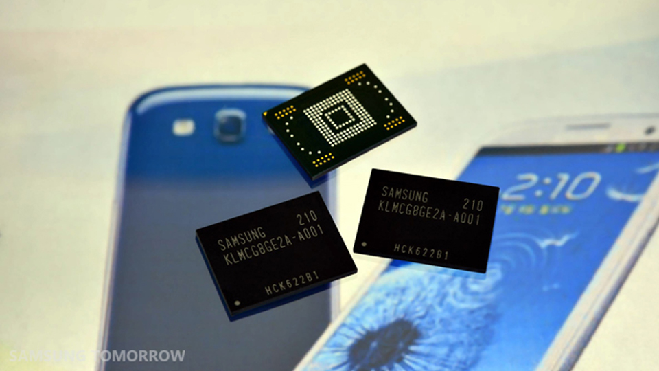 Click here to read Samsung's New Superfast Chips Could Fuel Your Future iPhone