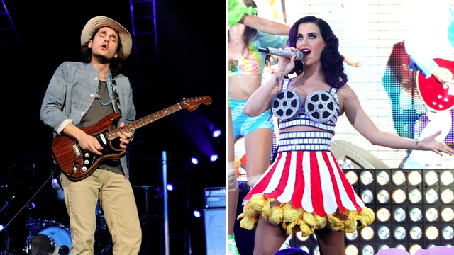 Katy Perry and John Mayer Are Dating Each Other So We Don't Have To