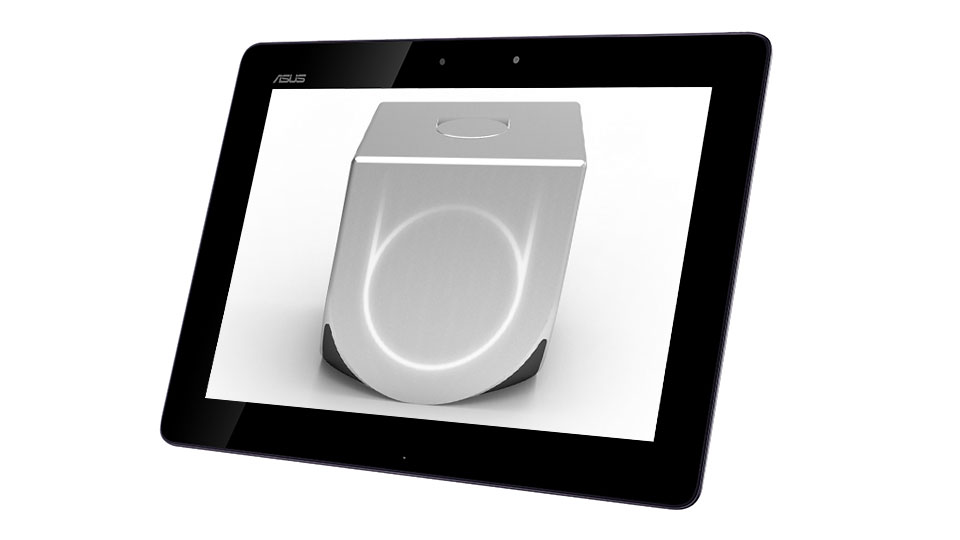Click here to read The Ouya is an Android Tablet Without a Screen, But It's Better Than That