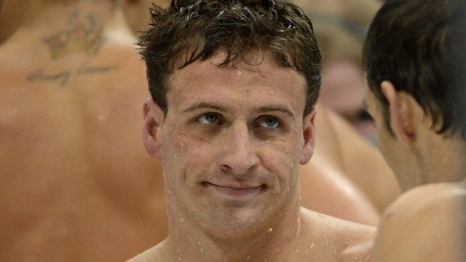 Ryan Lochte's Thoughts on Love and Romance