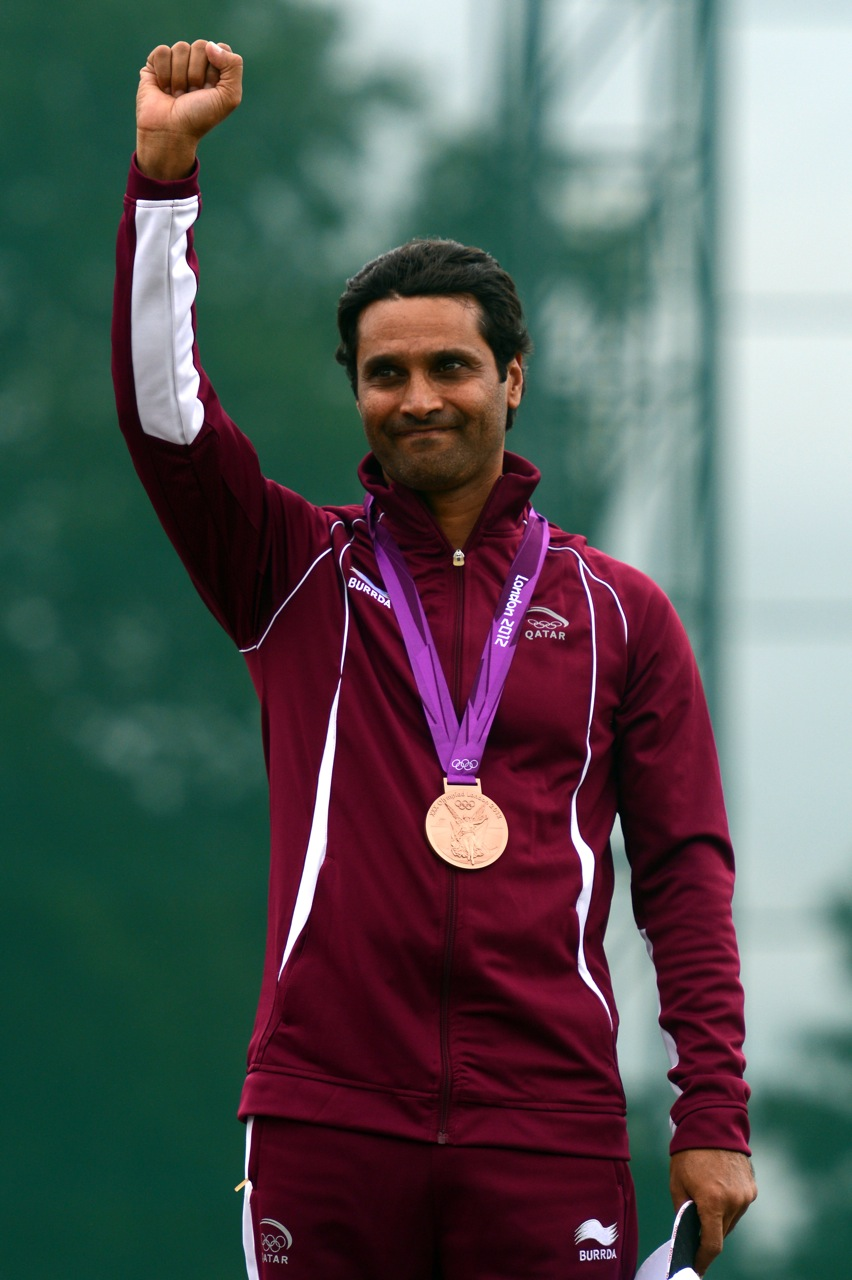 Hope In Middle East >> Olympics: Qatari athletes bring glory to their country
