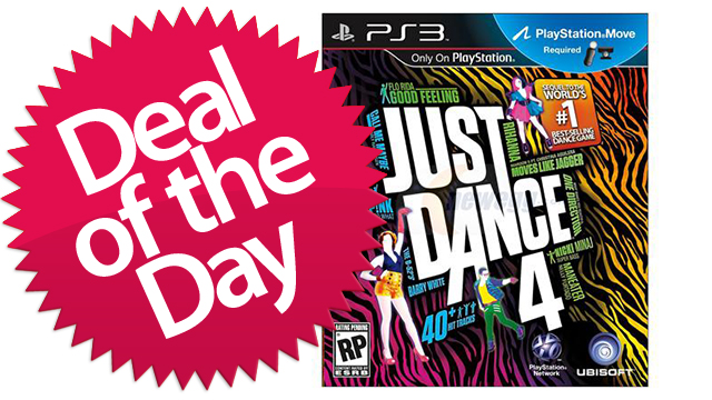 Click here to read Just Dance 4 Is Your Just-Dance-Privately Deal of the Day